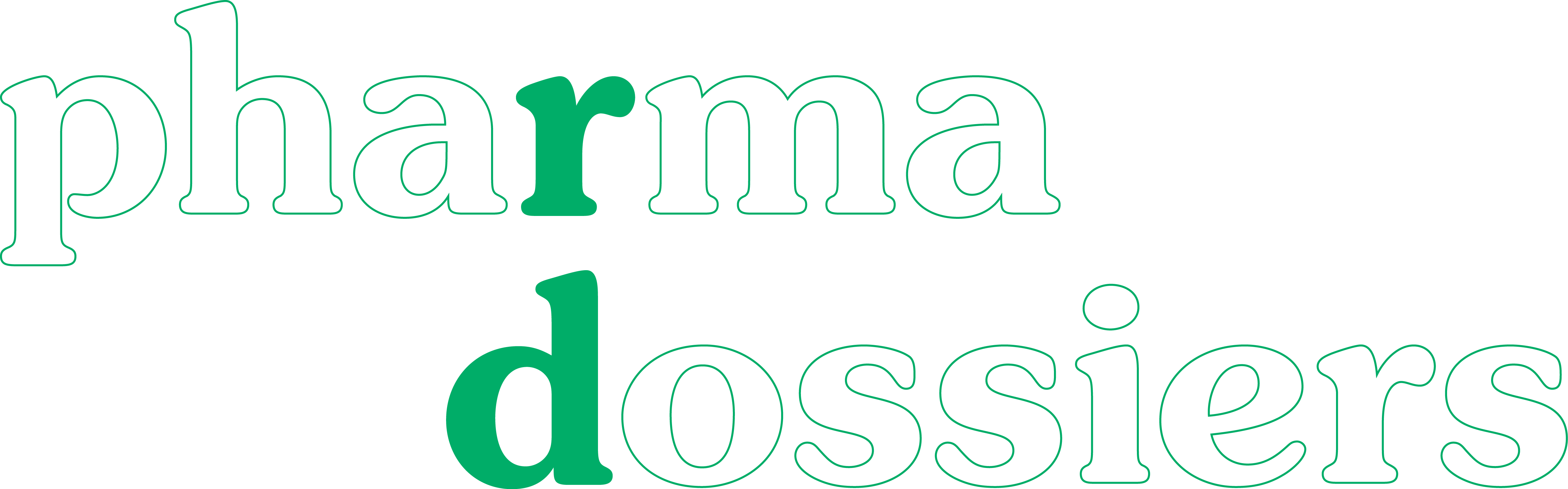 Pharmadossiers